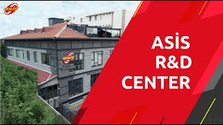 Gambar cover ASİS R&D CENTER PRODUCES NEW TECHNOLOGY…