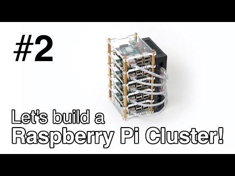 Configure microSD cards and Raspbian OS (Pi Dramble #2)