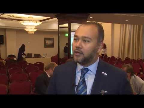 David Colindres, President, San Marino Aircraft Registry