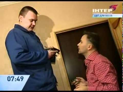видео: Меняем дверной звонок - Идеи для дома - Интер