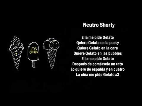 Neutro Shorty X Big Soto X Micro TDH - Gelato [Letra] [Trap Venezolano]