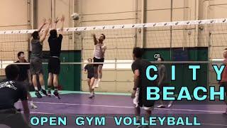 City Beach Volleyball Open Gym (5/4/18)