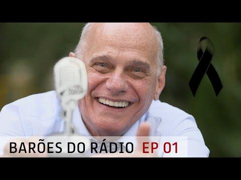A última entrevista de Ricardo Boechat - Barões do Rádio Ep. 01