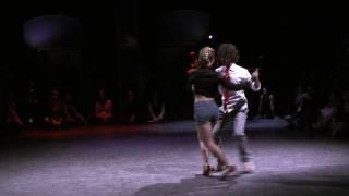 Serkan & Cecilia dance tango @ Tango Nuevo Festival of Montreal 2010 (1/2)