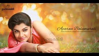 Aparna Balamurali - Photoshoot - Making Video