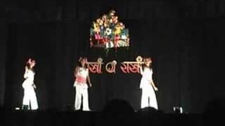 Hallare Hallare Bollywood dance Competetion