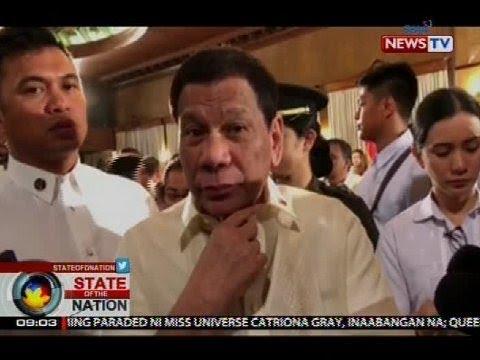 Duterte: Asahan ang mas madugong kampanya kontra-droga