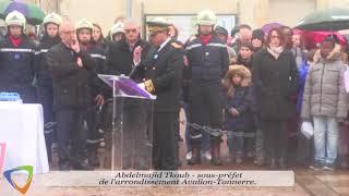 Commémoration du 11 Novembre à Avallon