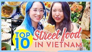 10 MÓN ĂN ĐƯỜNG PHỐ NGON NHẤT   TOP 10 BEST VIETNAMESE STREET FOOD YOU SHOULD TRY   HƯƠNG WITCH