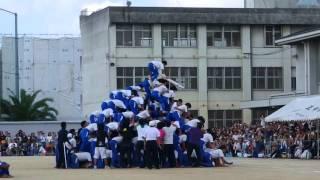 大中ピラミッド(大阪府八尾市立の中学校における組体操事故) thumbnail