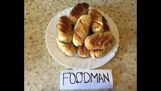 Сосиски в тесте жаренные: рецепт от Foodman.club