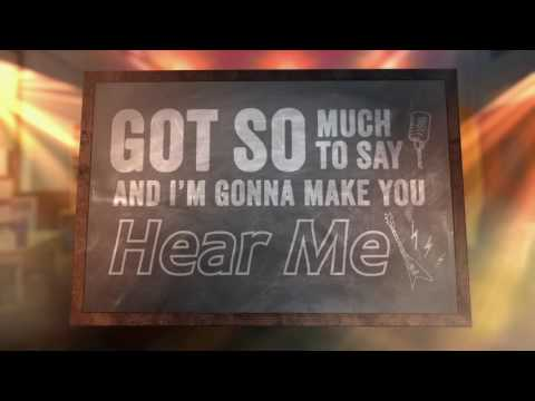 If Only You Would Listen Lyric Video #readalong | SCHOOL OF ROCK: The Musical