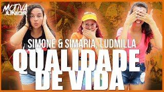 Baixar Qualidade de Vida - Simone & Simaria, Ludmilla | Motiva Júnior Coreografia