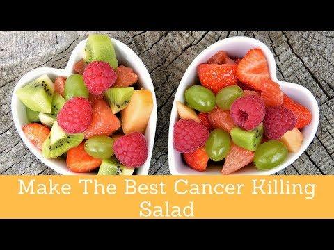 Make The Best Cancer Killing Salad