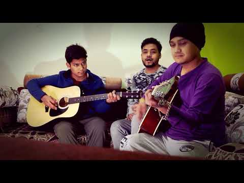 Baarish - Half Girlfriend ( Acoustic Cover)