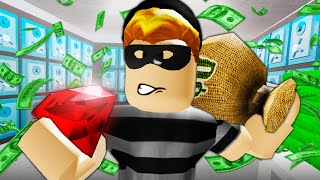 The Thief: A Sad Roblox Movie