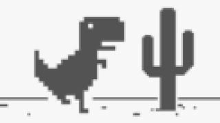 Dino Run No Internet Game