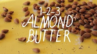 Cooking With Agape - 123 Maple Almond Butter
