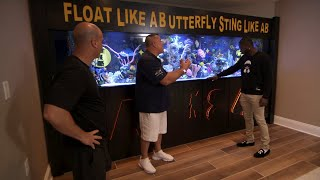 Antonio Brown's Custom Aquarium Is A Touchdown | Tanked thumbnail