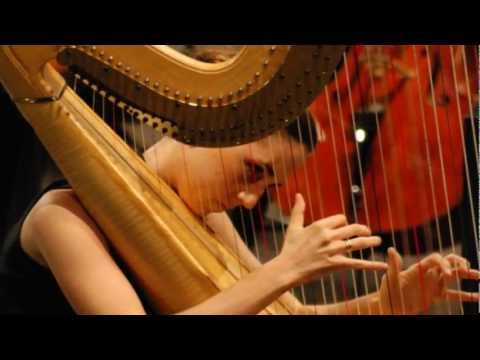 Wolfgang Amadeus Mozart - Concerto for Flute and Harp in C major, K. 299: II. Andantino