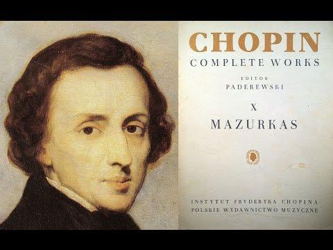 Chopin - Complete Mazurkas