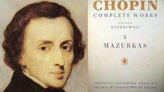Chopin - Complete Mazurkas(Over the past month I have been re-recording all of Chopin's Mazurkas. Even after 40+ years of playing these I still don't feel I have them pat down... One can ..., 2015-03-21T23:09:21.000Z)