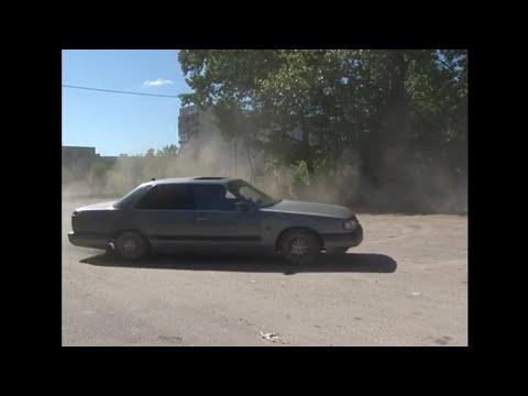 BEST Mazda 929 HB Video (2.0i GLX) 1986 - Part 2 (The Cockpit .