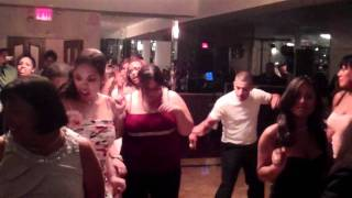 Bronx Party and Wedding DJ (718) 690-0070 Maestro's Caterers, Bronx NY- Ortega's Wedding Reception