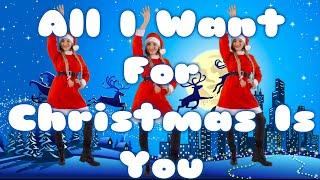 Baixar All I Want For Christmas Is You    La Portella tanček dance