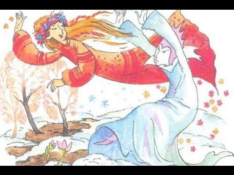 Ника рассказывает стихотворение Тютчева Фёдора  Ивановича Зима недаром злится