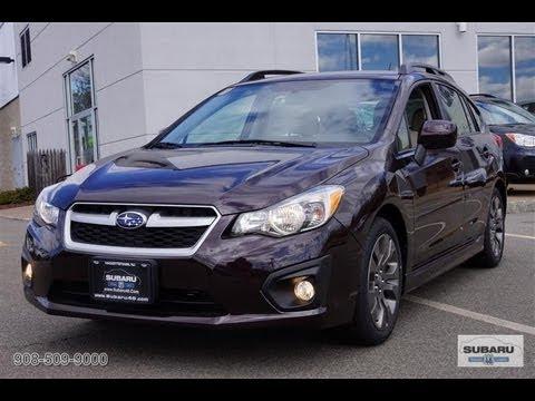 2013 Subaru Impreza Wagon 20i Sport Premium Youtube