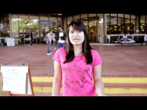 Nancy from Timor-Leste