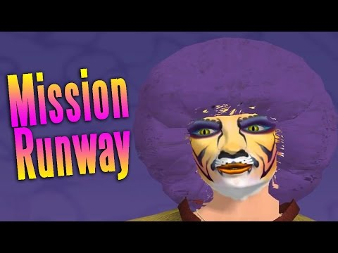 MISSION RUNWAY - SEXIEST MODEL & BEST DESIGNER