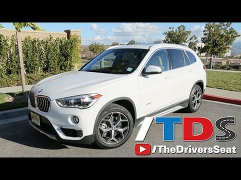2016 BMW X1 Review - Top performer among sub-compact luxury crossovers