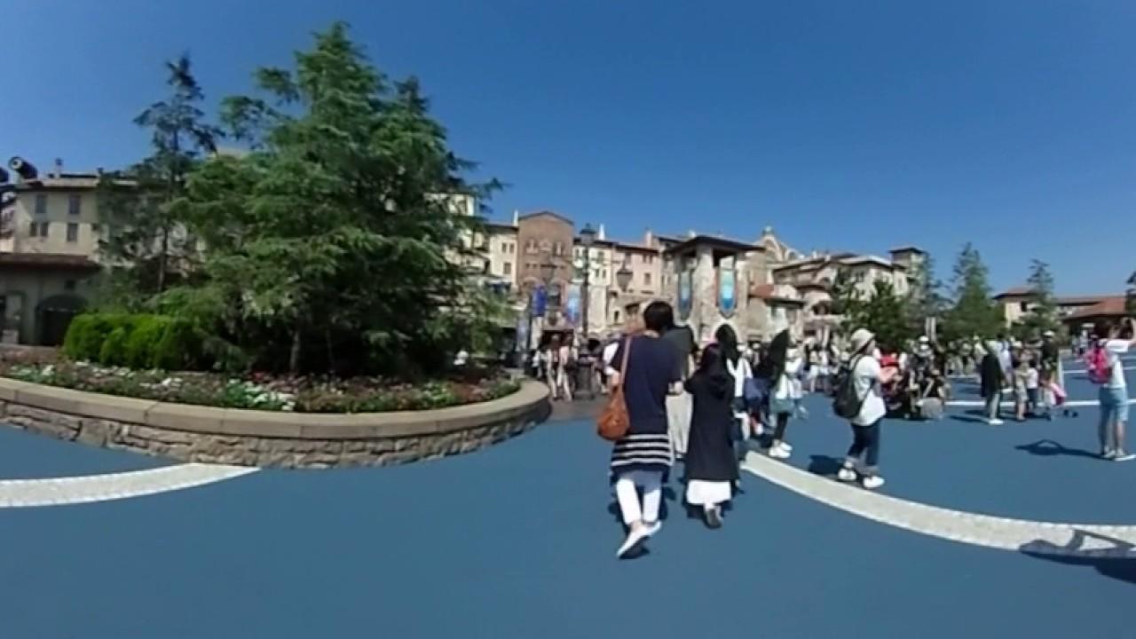 VR東京ディズニーシー2016夏