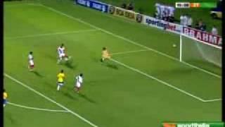 Brasile - Perù 3-0 del 02.04.09