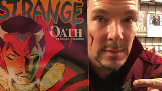Doctor Strange Movie Behind The Scenes and Marvel Comic Book Explained