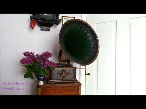 THE OLD SPINNING WHEEL- LARRY BRENNAN voc. Tom Barratt 1933!