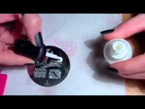 Hướng dẫn cách sử dụng bộ dụng cụ vẽ móng