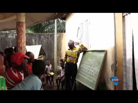 Desperate times for Guinea students as Ebola stops classes