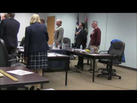 Oil City Council Meeting 11/17