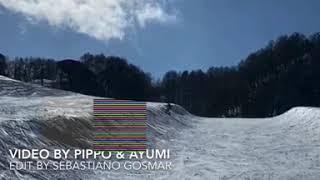 Snowboard trip at sky valley - Japan