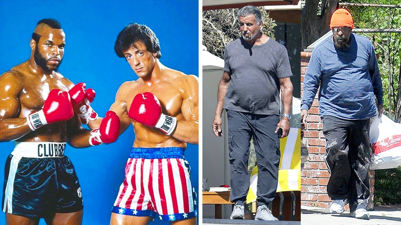 Download Rocky (I  - II - III) Cast: Then and Now ★ 2021