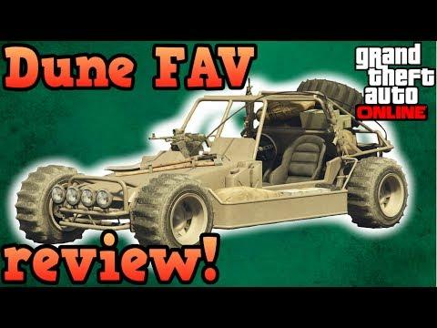 Dune FAV review! - GTA Online