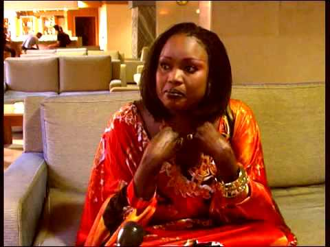 FMM Sines 2007 - Interview to Oumou Sangaré