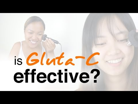 GLUTA-C TEST! Effective nga ba?