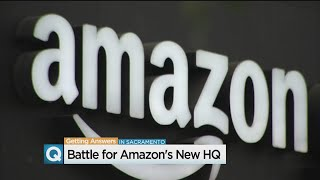 Sacramento Readying Pitch For Amazon Headquarters