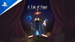 A Tale of Paper - Announce Trailer | PS5