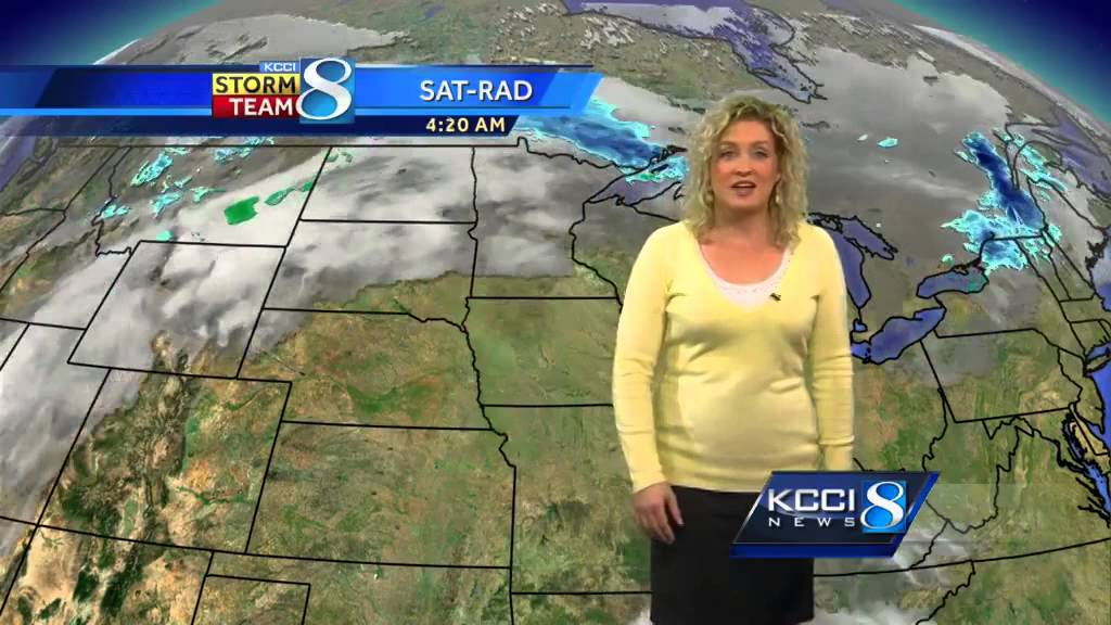 KCCI weekend weather forecast - YouTube