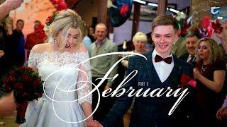 Свадьба Александра и Тани (10/02/2018) часть II